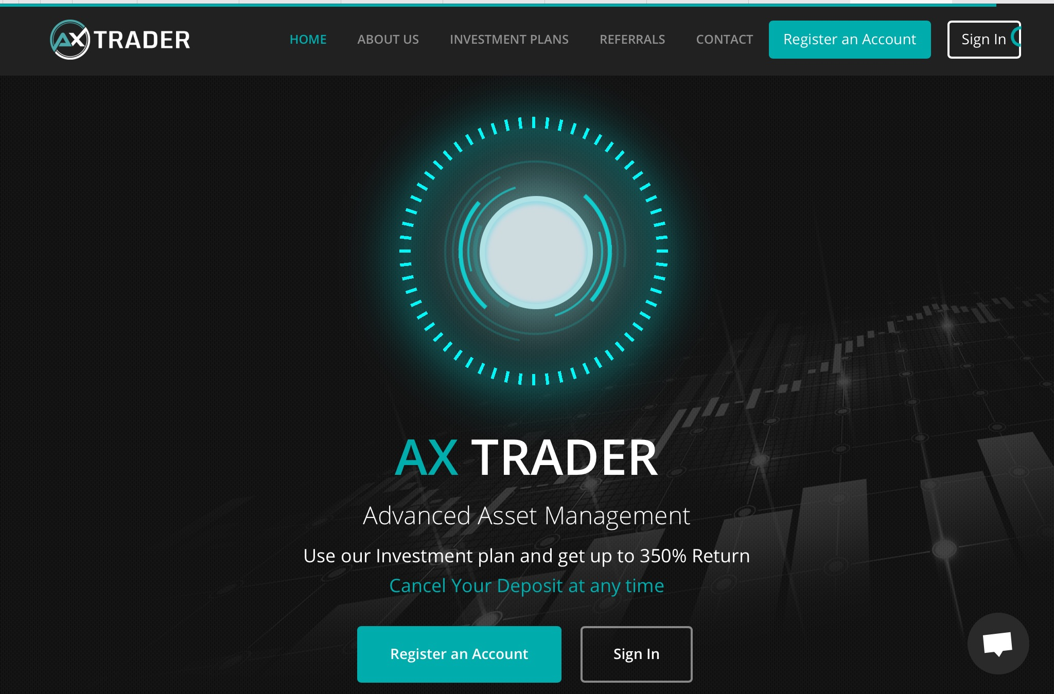 Passive Income With AX Trader